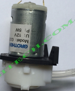 Bơm định lượng GROTHEN 12VDC - (Hết hàng)